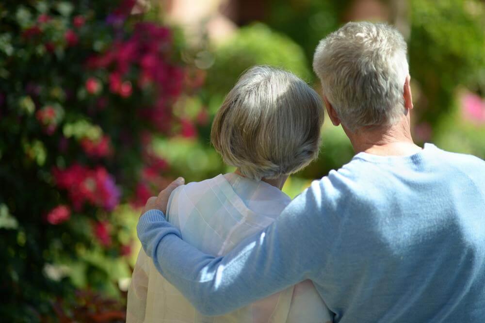 Disfrutar de una vida sexual saludable cuando nos hacemos mayores
