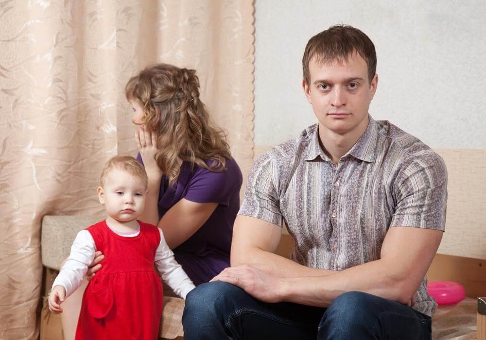 Los efectos de la infidelidad en los niños