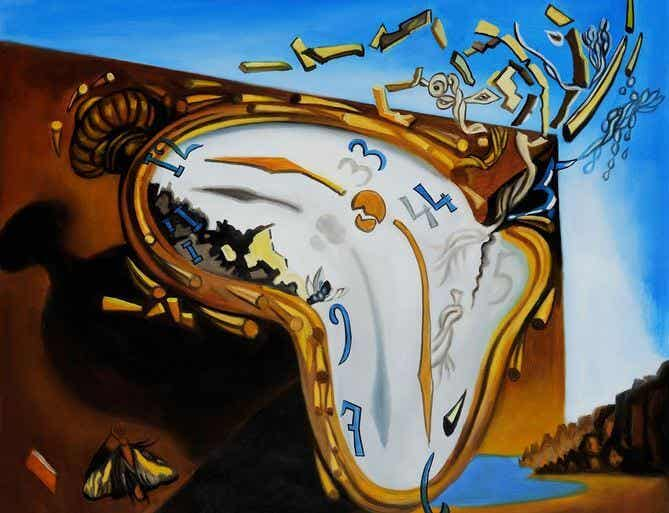 La distorsión del tiempo