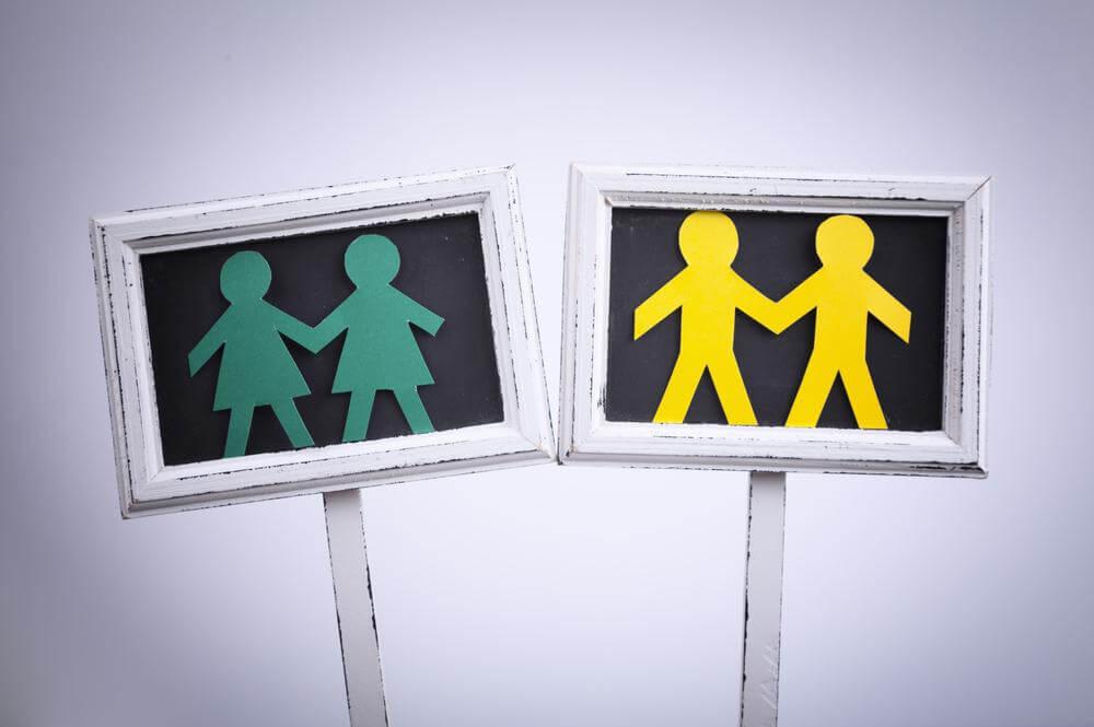 La atracción por personas de tu mismo sexo