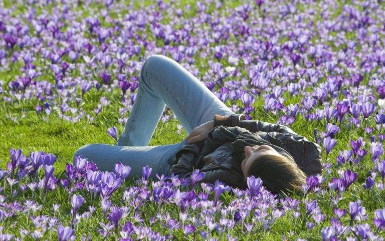 ¿Por que es bueno estar rodeados de naturaleza?