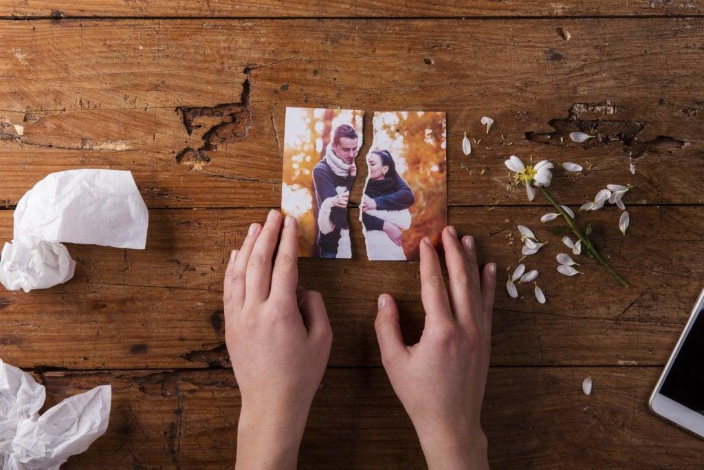Recuperar la confianza después de una infidelidad