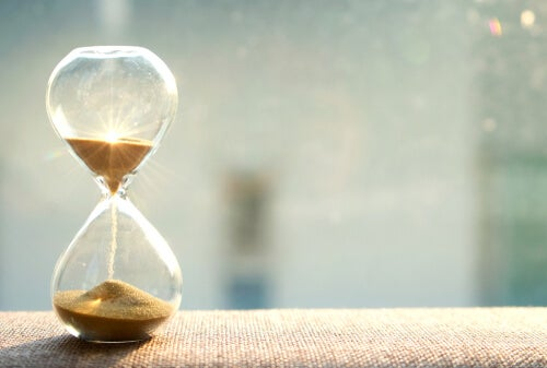 El tiempo pasa inexorablemente