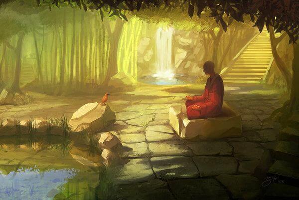 Los efectos de la meditación en el cerebro