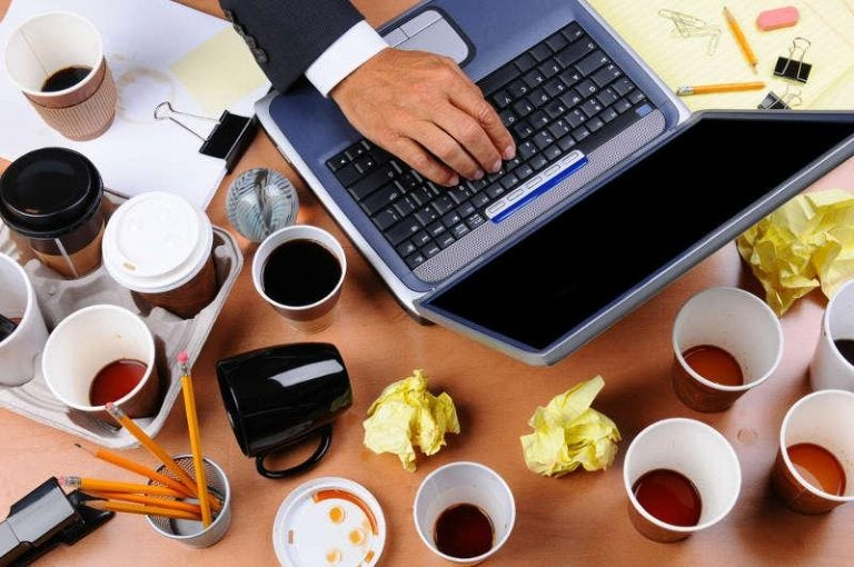 Cafeína, estrés y salud