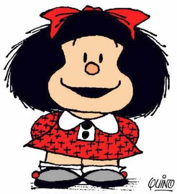 Mafalda, la niña que despertó al mundo