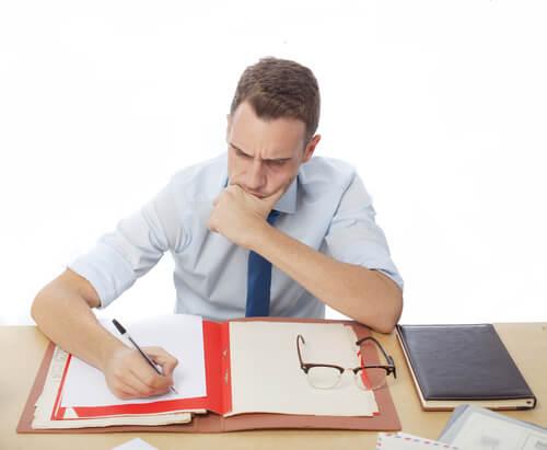 Manejar la ansiedad ante un examen difícil