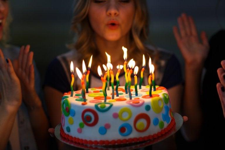 Siete razones para celebrar un cumpleaños