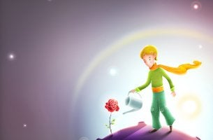 Niños altametne sensibles, el Principito