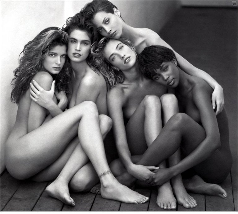 ¿En qué nos fijamos primero cuando vemos a una persona desnuda?