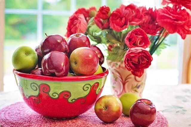 Manzanas para la memoria