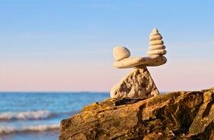 Piedras del equilibrio