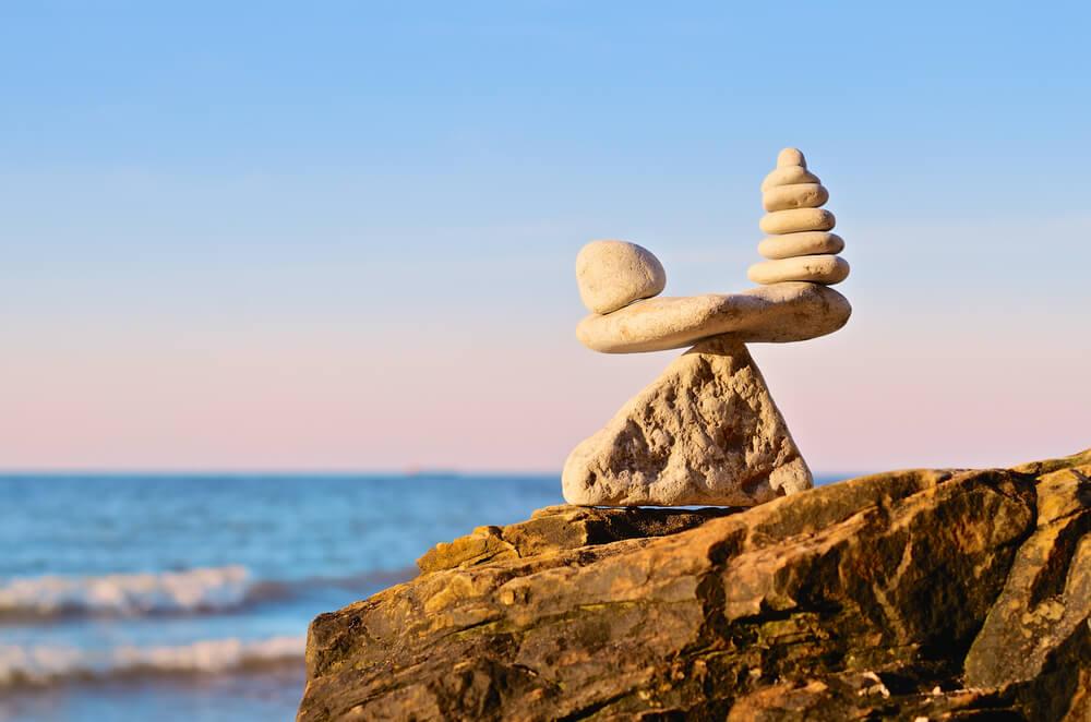 Equilibrio, clave para una buena salud mental