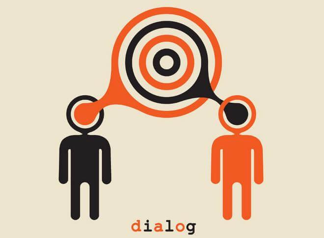 ¿Cómo mantener una conversación difícil?
