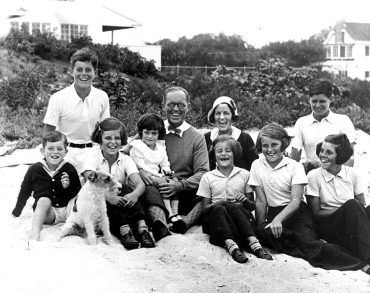 Familia de Rosemary Kennedy