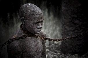 Imagen de esclavitud