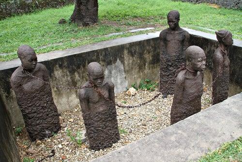 Monumento a esclavos