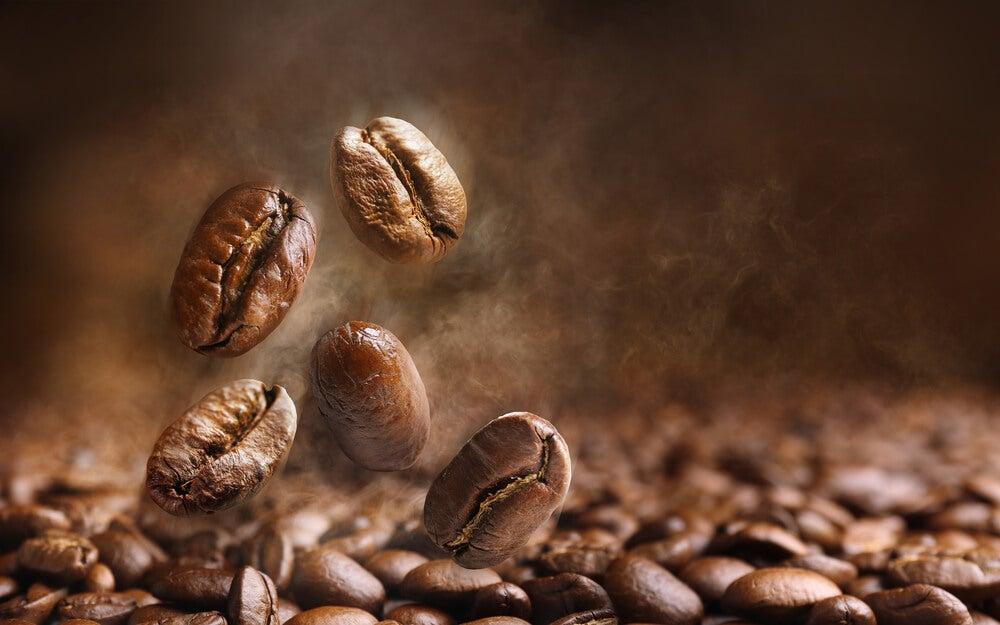Pepitas de café