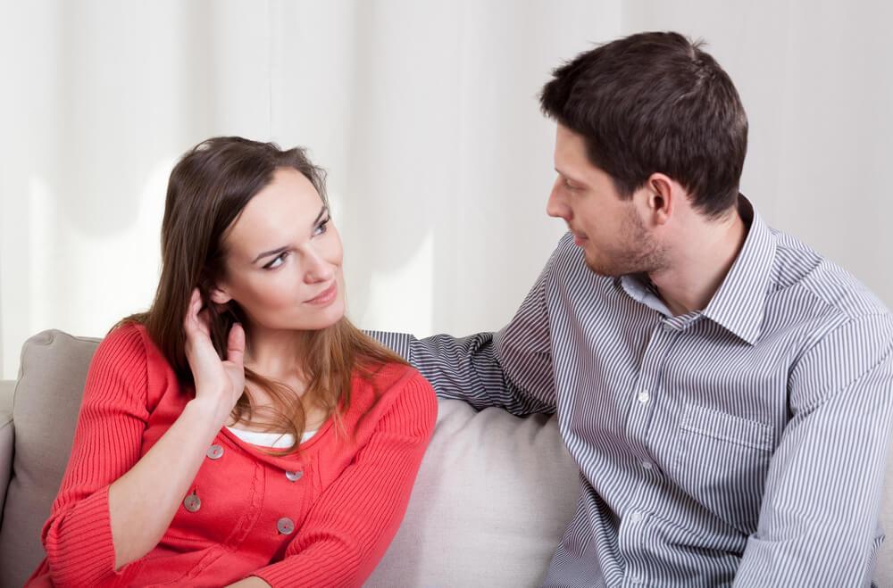 Hablar de intimidad con la pareja