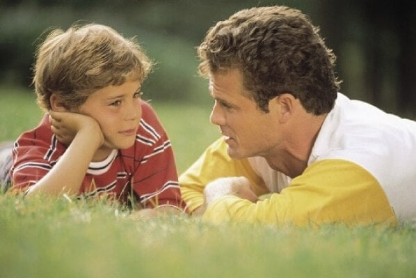 La enseñanza de los hijos empieza por casa