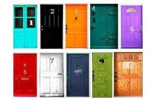 Test de las 10 puertas