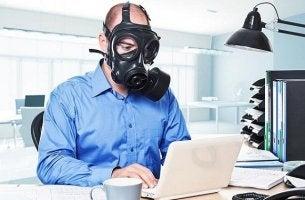 Compañeros de trabajo tóxicos