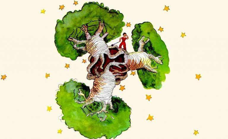 Los baobabs y el Principito (miedos ocultos)