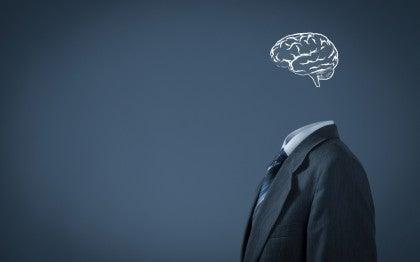 Dibujo que simboliza las partes de nuestro cerebro