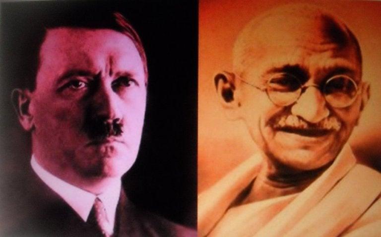 La carta de Gandhi a Hitler