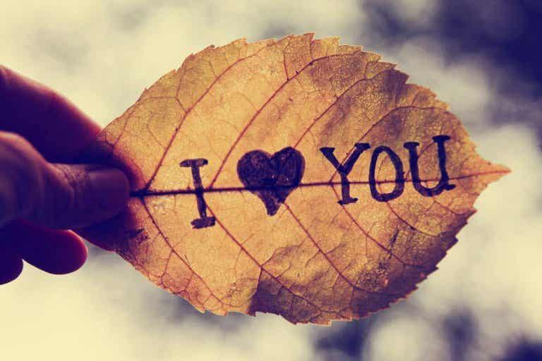 El significado de te quiero en cada etapa de una relación