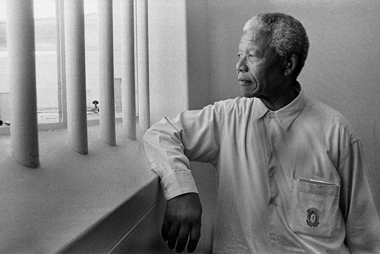 Las frases de Nelson Mandela que han inspirado a la humanidad