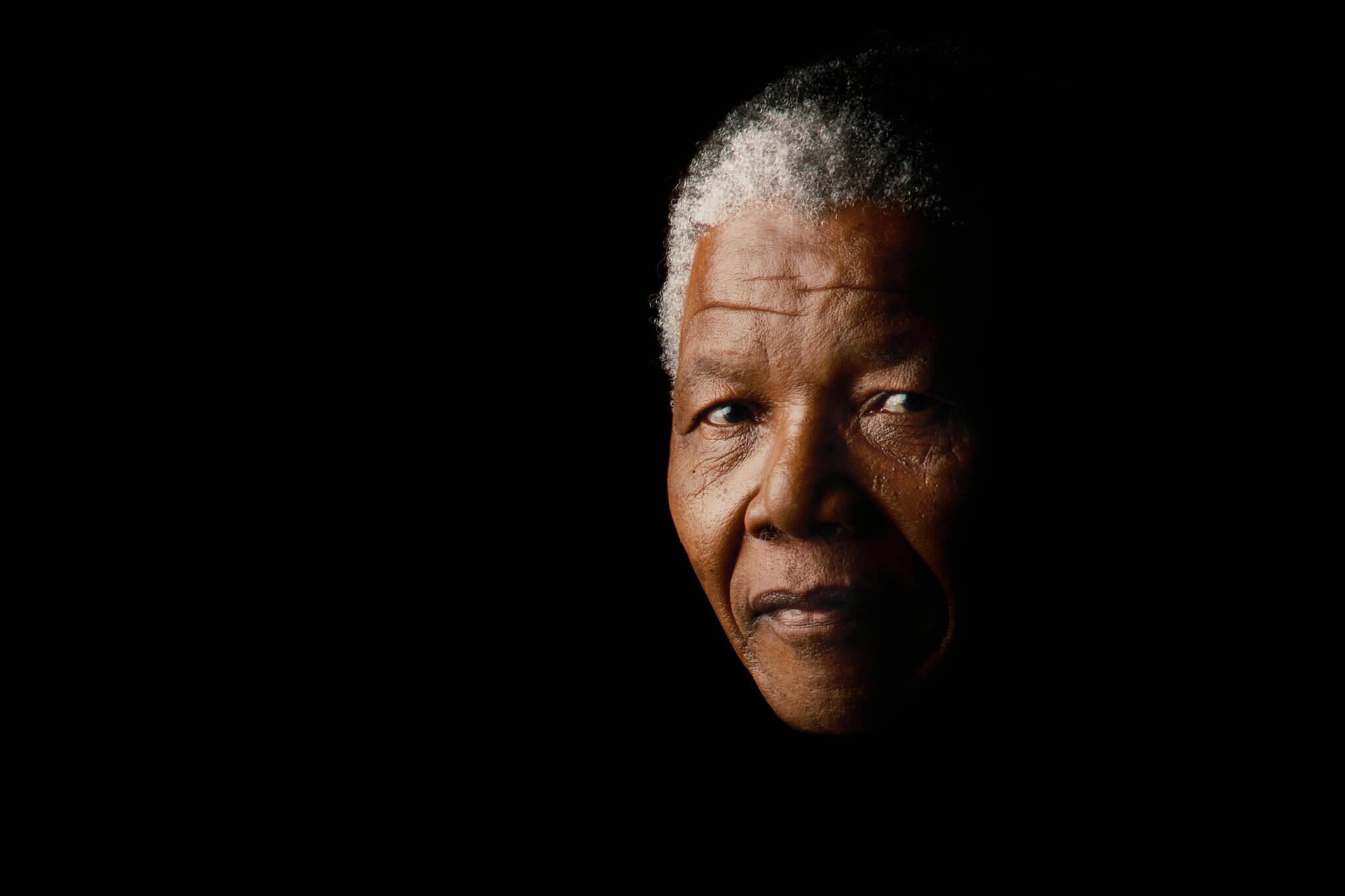 Mandela en la oscuridad
