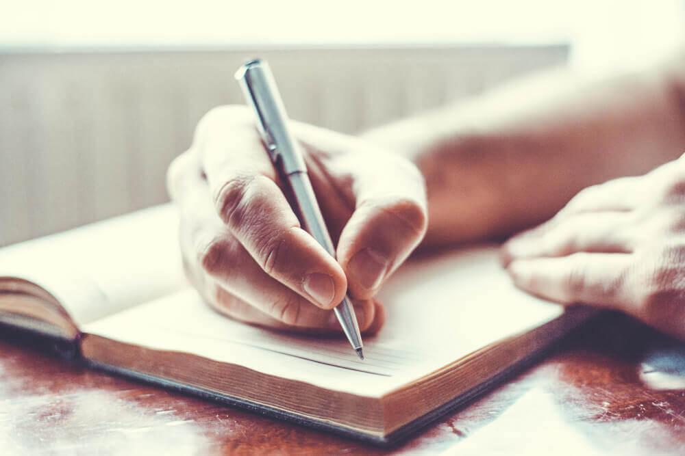 4 beneficios de escribir a mano