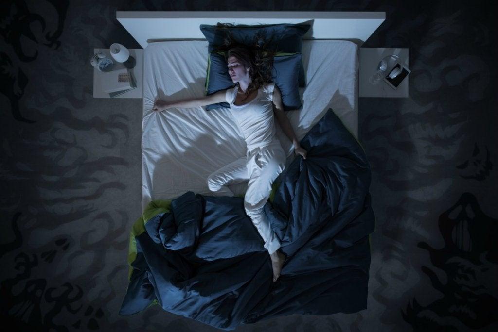 Las 6 pesadillas más comunes y su significado