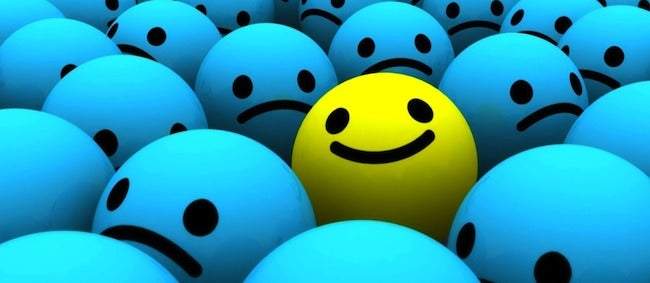 Ser positivo te hace más inteligente