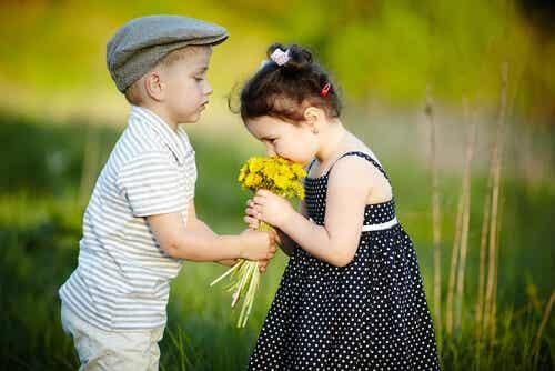 ¿Cómo ven los niños el amor?