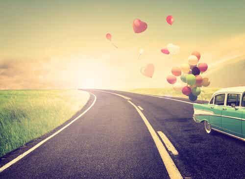 La felicidad se construye de pequeñas cosas