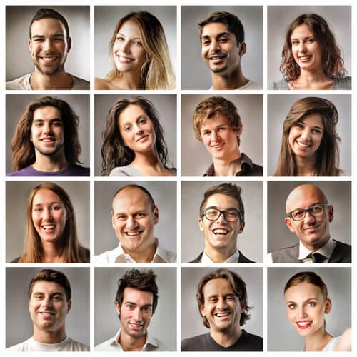 ¿Qué rostros nos inspiran más confianza?