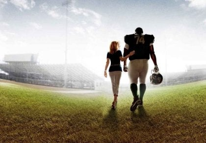 The blind side un sueño posible