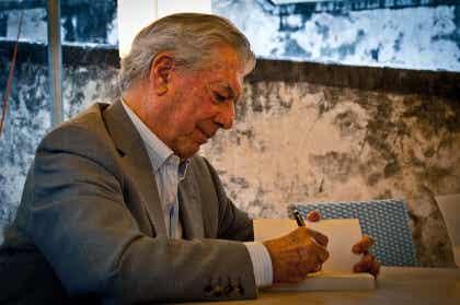 Los 10 libros imprescindibles para Vargas Llosa
