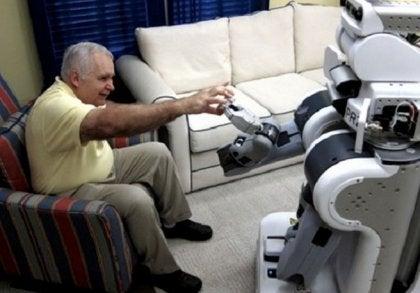 amistad robots