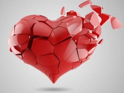 corazón interior