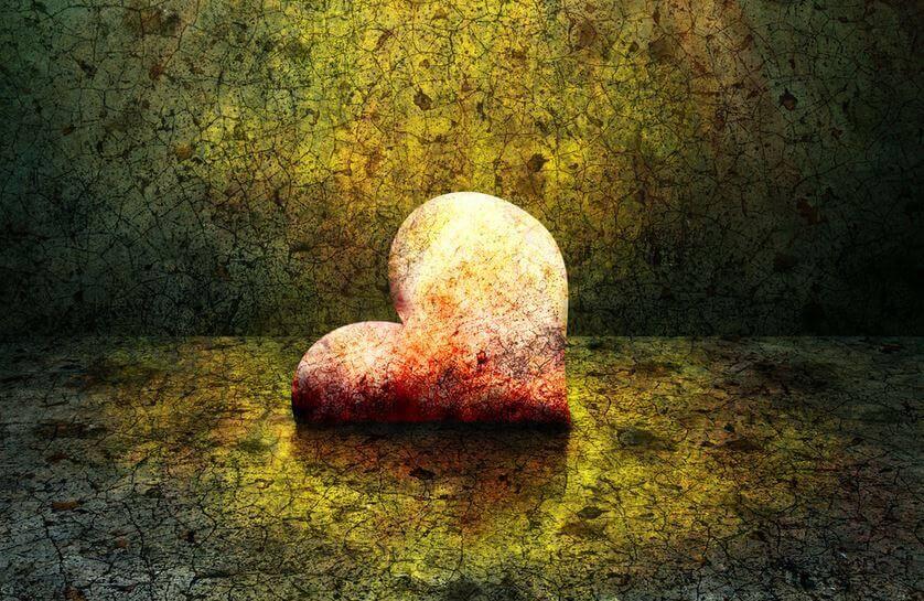 El amor verdadero no nace o aparece, se construye
