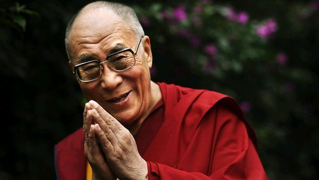 Tres lecciones empresariales del Dalai Lama