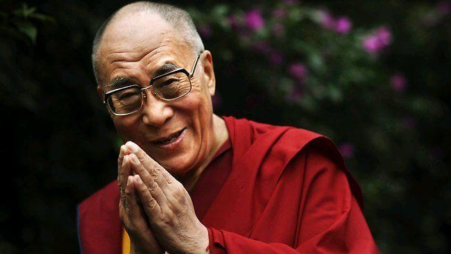5 frases del Dalai Lama para pensar