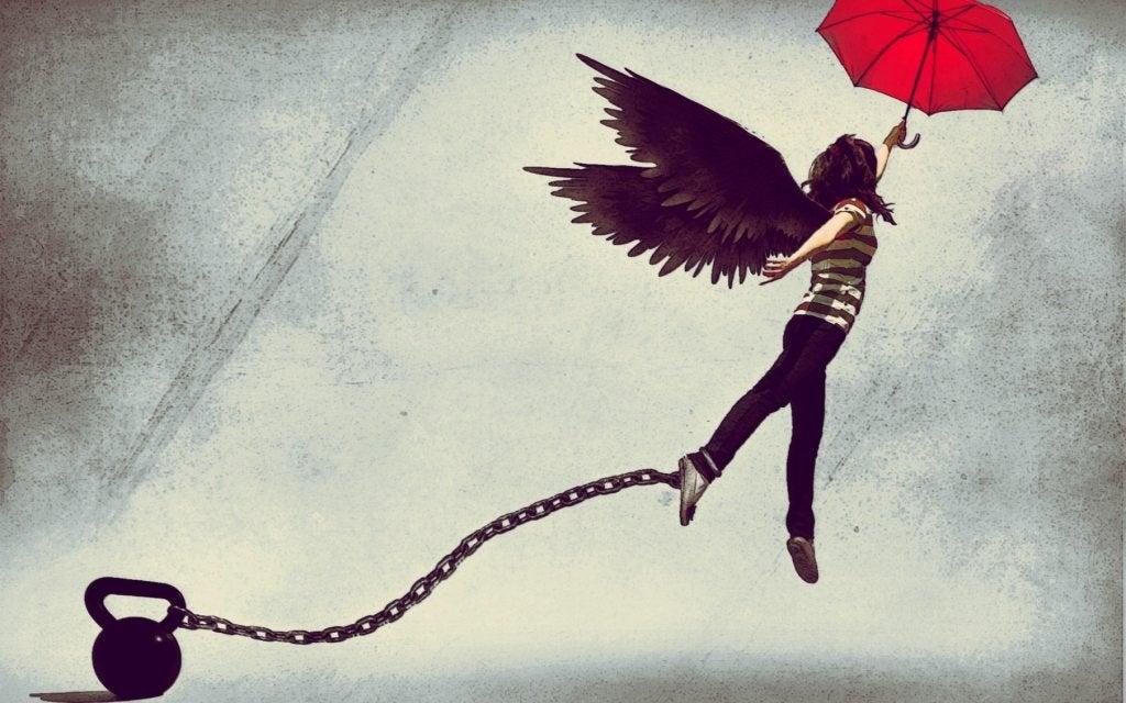 No me cortes las alas (crecimiento personal)