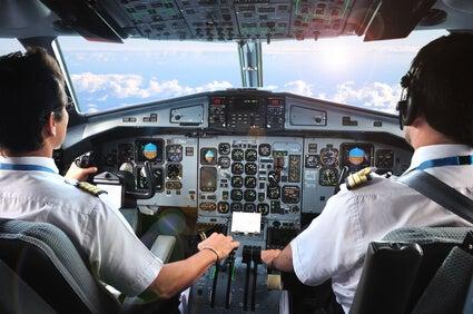 Volar con información