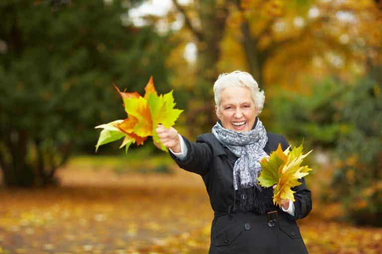 El otoño de la vida