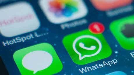 "¿Eres adicto al ""WhatsApp""?"