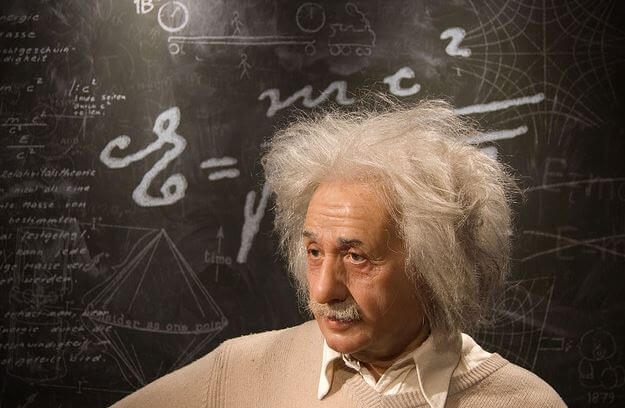 La sabiduría de Albert Einstein